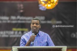 daddy Adeboye Open Heavens
