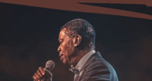 Today's Daily Declaration for Tuesday 2nd June, 2020 By Pastor E.A Adeboye