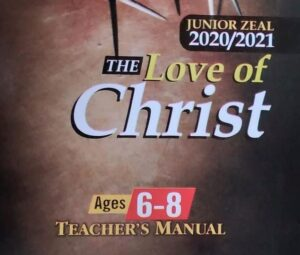 RCCG JUNIOR ZEAL (AGES 6-8)