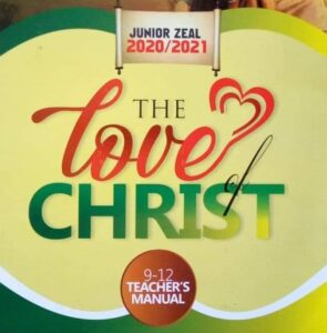 RCCG JUNIOR ZEAL (AGES: 9-12)