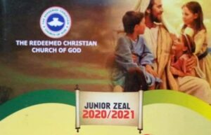 RCCG JUNIOR ZEAL (AGE 4-5) TEACHER'S MANUAL SUNDAY 3RD OF JANUARY 2021 LESSON EIGHTEEN (18)