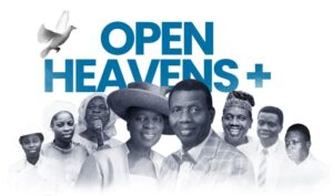 Open Heaven Friday January 1 2021
