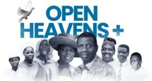 RCCG Open Heaven Today 22 October 2021