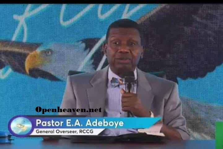"""RCCG HOLY GHOST CONGRESS 2020 """"IT IS TIME TO FLY"""" DAY 1"""