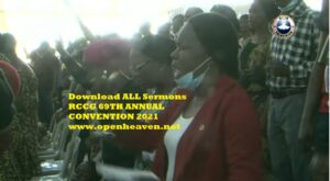 Download ALL Sermons RCCG 69TH ANNUAL CONVENTION 2021